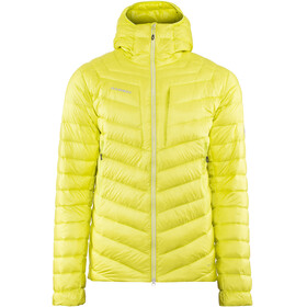 Mammut Broad Peak IN Hooded Jacket Men canary